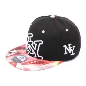 Snapback NY Noir et blanc
