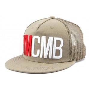Snapback Marron YMCMB