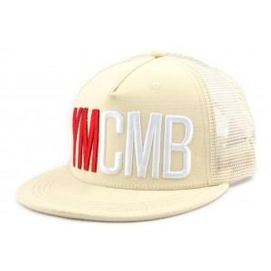 Snapback YMCMB Beige