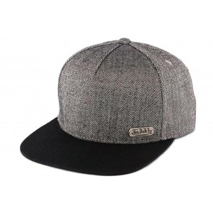 Casquette snapback Von Dutch UK Grey