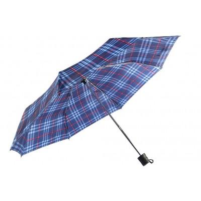 Parapluie Pliant Bleu et Rouge mode