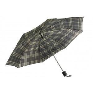 Parapluie Pliant Noir et Vert