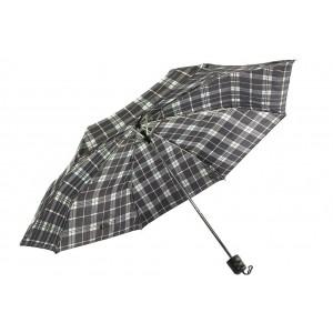 Parapluie Pliant Bleu et Noir mode