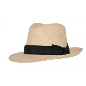Chapeau panama Doonberg naturel