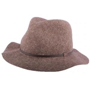 Chapeau Fédora Marron Jackman Bailey