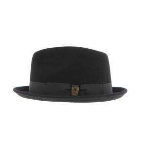 Chapeau Feutre Noir Don Broadway