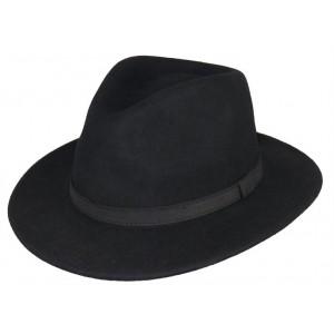 Chapeau Feutre Noir Chilliwack