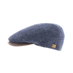 Casquette plate Bleue Dispatch Herman