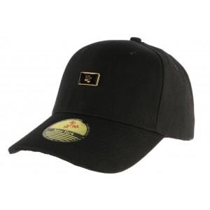 Casquette Baseball Noire Streetwear NY