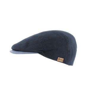 Casquette Plate Marine Dispatch par Herman headwear