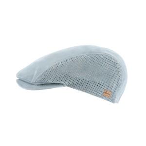 Casquette Plate Bleu Range star Herman headwear