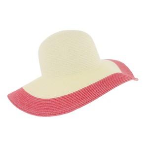 Chapeau paille Ecru par Herman headwear
