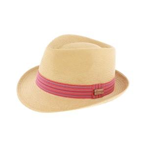 Chapeau paille Tabac Benson Herman headwear