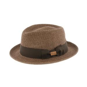 Chapeau de paille Marron Don Corleone