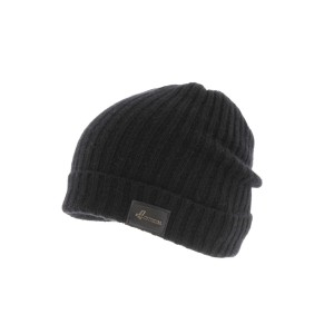 Bonnet long Noire Edmond