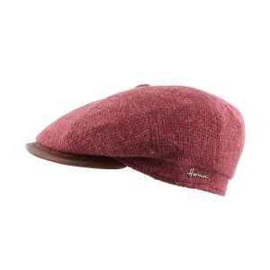 Casquette Gavroche Rouge Advancer