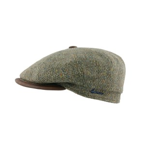 Casquette Gavroche Verte Advancer