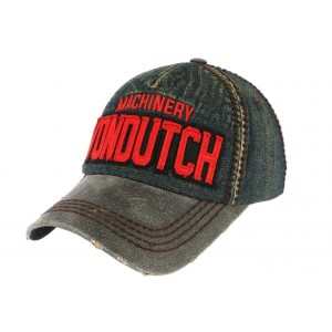 Casquette Baseball Grise Donald Von Dutch