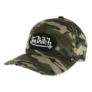 Casquette Baseball Army Von Dutch