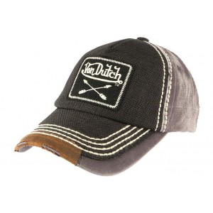 Casquette Von Dutch Grise Arrow