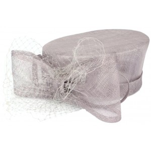 Chapeau mariage Gris Kate