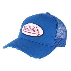 Casquette Baseball Bleu Fresh