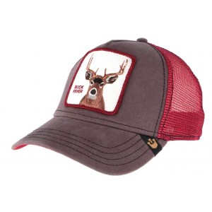 Casquette Goorin Bros Marron Fever