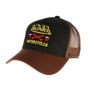 Von Dutch Trucker Marron