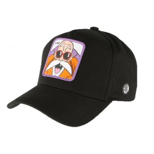 Casquette Dragon Ball Z Kame Collabs noir