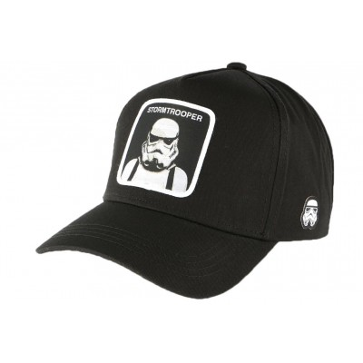 Casquette Star Wars Stormtrooper Collabs noir imperial