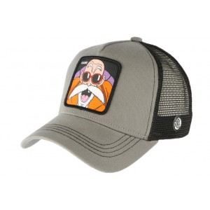 Casquette Dragon Ball Z Kame Collabs Grise