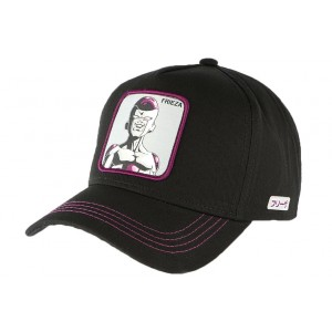 Casquette Vegeta Dragon Ball Z Collabs Noire